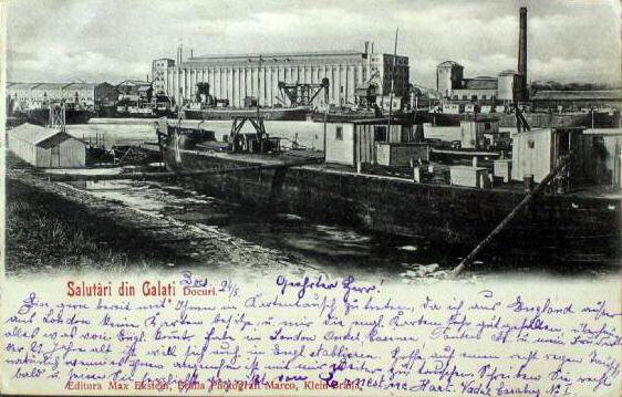 Galati - Docuri - Editura Max Ekstein, Photo Marco Klein, Braila